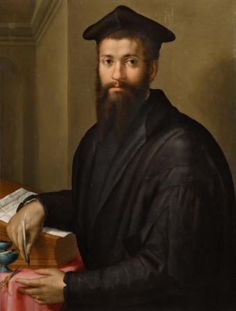 PORTRAIT OF CARDINAL GIOVANNI SALVIATI