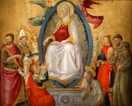 THE ASCENSION OF MARIA (MADONNA DELLA CINTOLA)