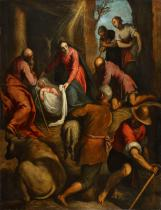 THE ADORATION OF SHEPHERDS