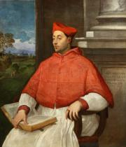 PORTRAIT OF CARDINAL ANTONIOTTO PALLAVICINI