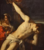SAINT SEBASTIAN AND SAINT IRENE
