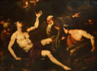 THE MARTYRDOM OF SAINT LAURENCE