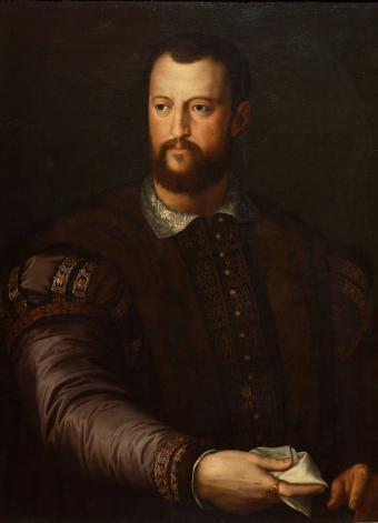 PORTRAIT OF COSIMO DE